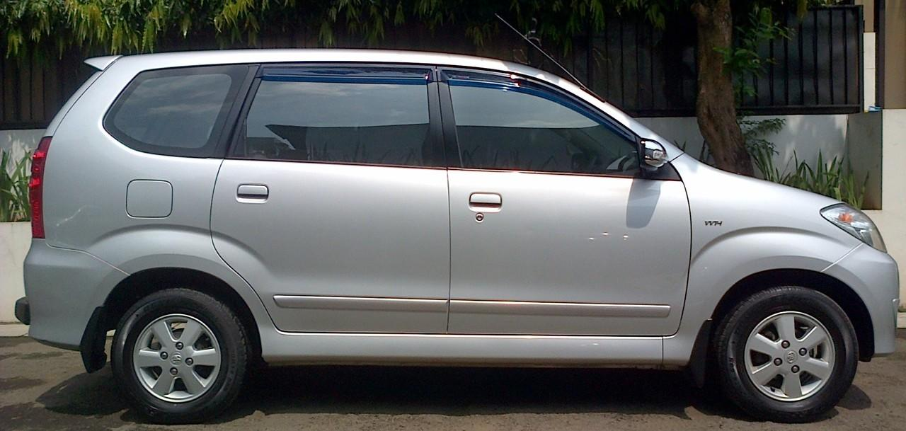 WTS Toyota Avanza G A/T 2010
