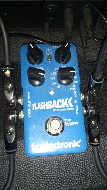Jual TC Electronic Flashback Delay (Bandung)