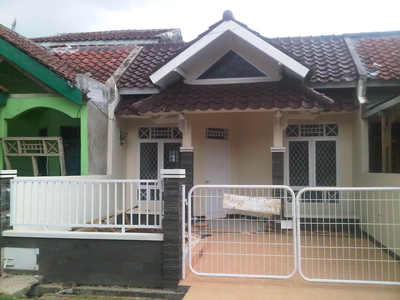 DIjual rumah villa regency 2 tangerang