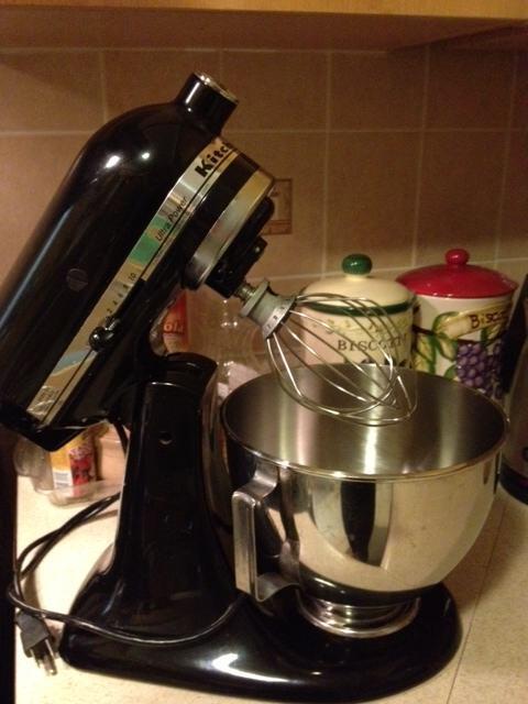 WTS KitchenAid Stand Mixer SEKEN