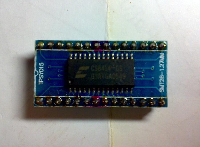 IC CS8414CSZ