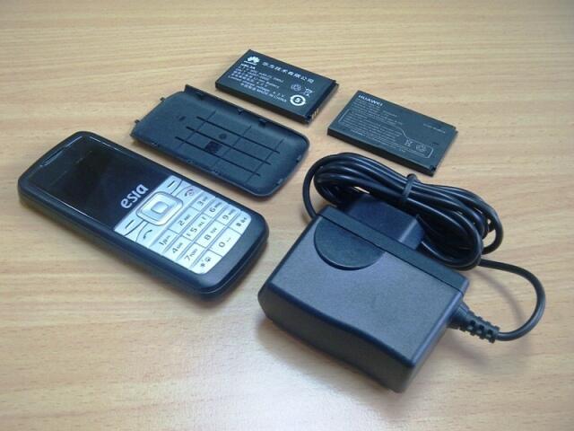 Hape esia sLim Huawei C2807