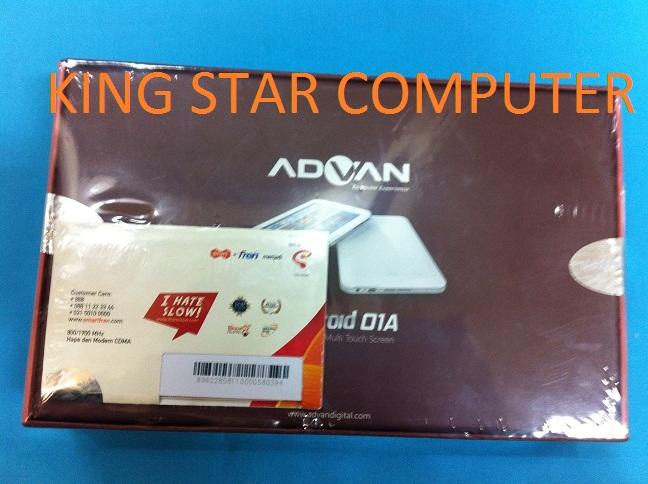 Big Promo Advan Vandroid O1A Call + SMS All CDMA with 5 MP Camera