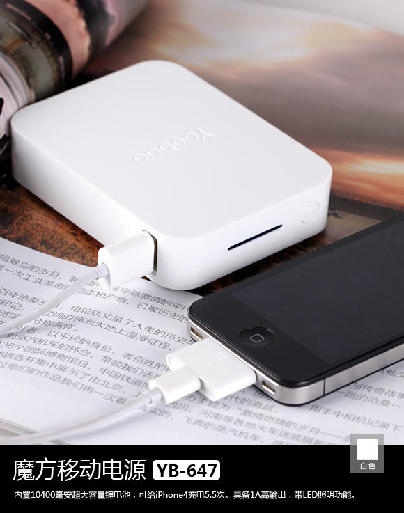 "..::: Yoobao Authorized Distributors :::.. ""The Best Power Bank in China"" ★★★★★"