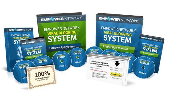 Empower Network Review: Powerful Blogging Sistem + Komisi 100%
