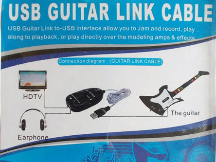USB GUITAR LINK [ BEST PRICE ]