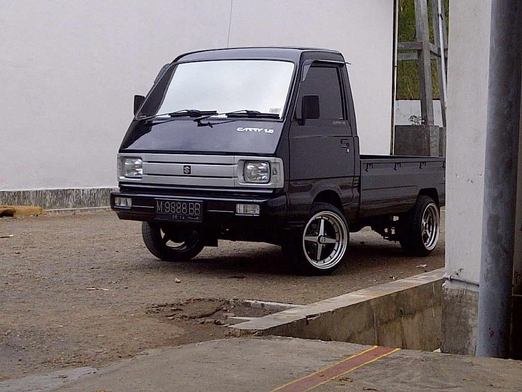 Penggemar Pengguna Suzuki Carry Masuk Sini Page  Kaskus