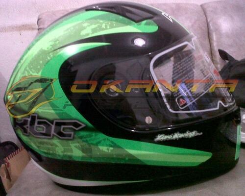 Promo Helm KBC Rp 450.000 Bandung [NEW] !!