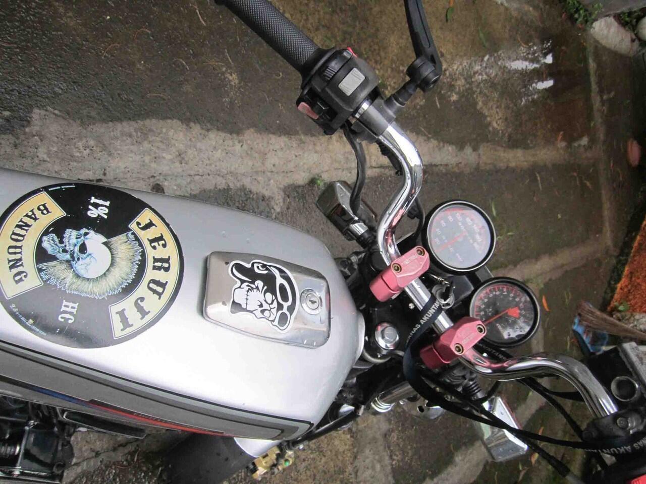 Motor RX King 2001