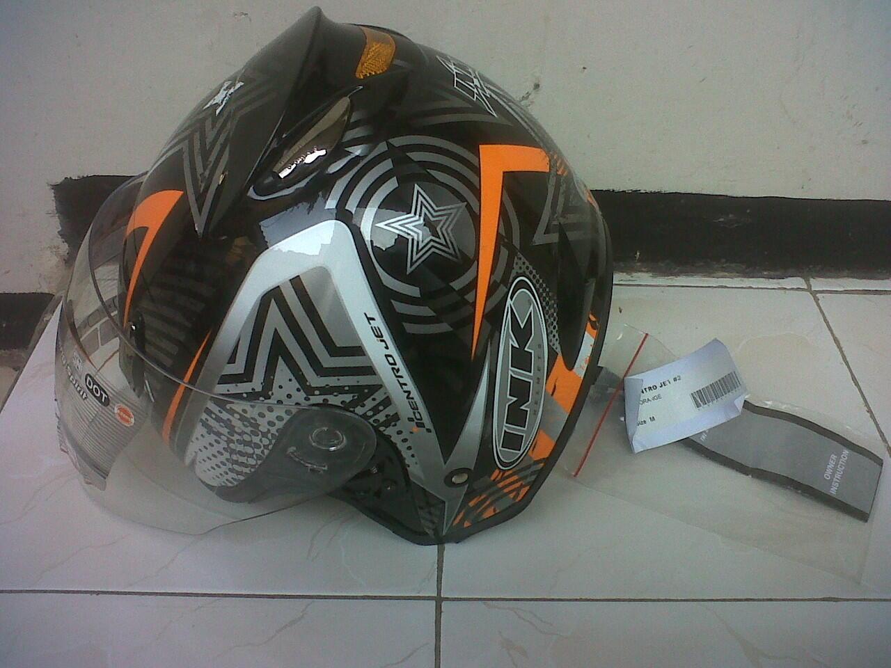 Jual Helm Ink New Murah (BU Bandung)