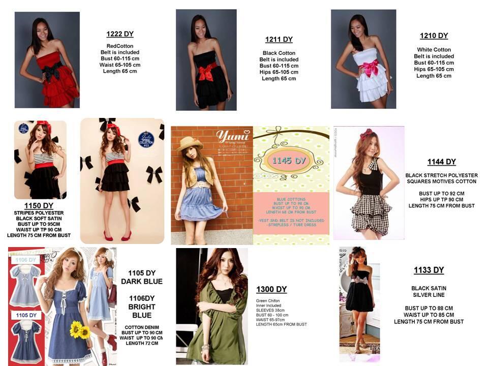 ... Wholesale / Grosir Dress Import Murah Harga Pabrik