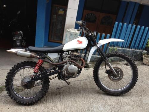 Terjual Jual Motor Cb Trail Bandung Kaskus