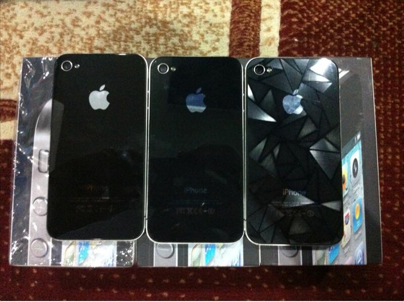 IPHONE 4G 32GB FU BLACK SURABAYA LIKE NEW   TT IPAD BOLEH BGT