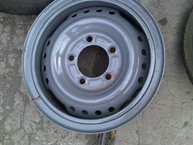 Velg Toyota Bundera split rim ring 16 lobang 5
