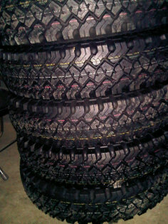 Ban Dunlop A/T 16x750 , ring 16