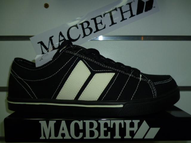 Terjual Sepatu Macbeth Original  c3ddeaf251