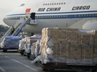 JASA EKSPEDISI IMPORT DTD SERVICE SEA / AIR
