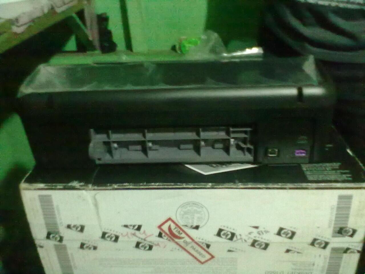 dijual printer HP 1600 DESKJET