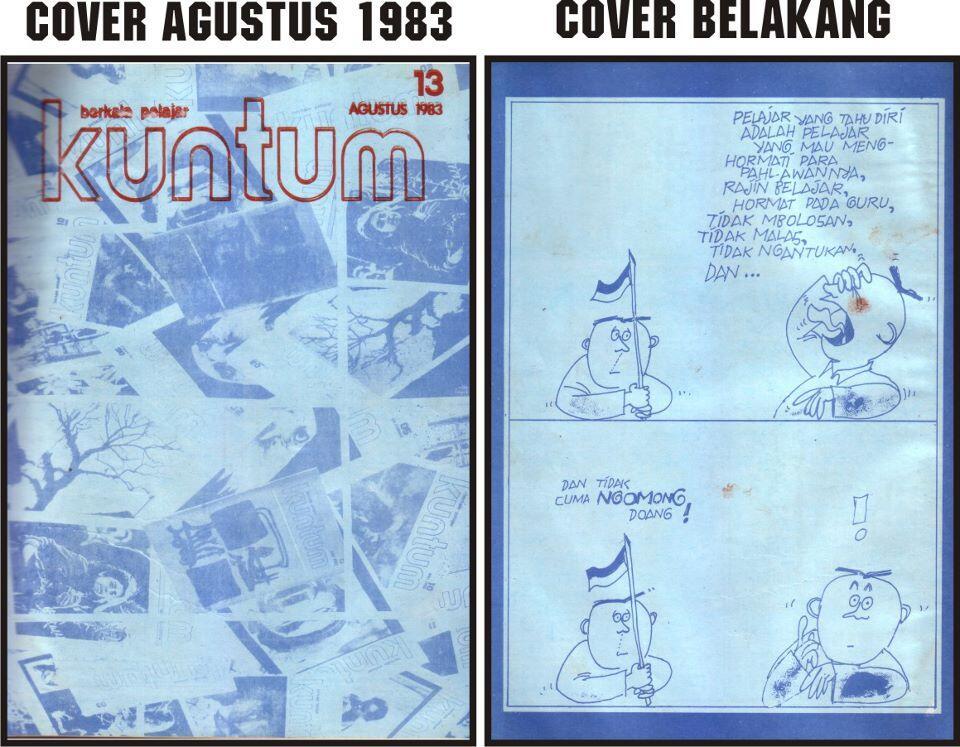 """""""Majalah Kuntum"""" Majalah Pelajar dari Tahun 1983 yang Masih Eksis sampe Sekarang"""