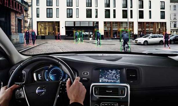 Perusahaan Volvo Sedang Mengembangkan Sistem Pendeteksi Pengendara Sepeda