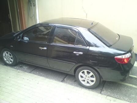 toyota vios 2004 automatic