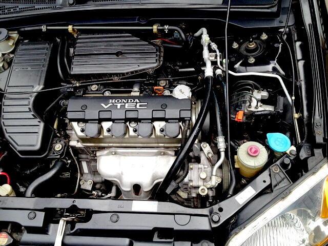 Honda Civic VTiS Tahun 2003 Manual