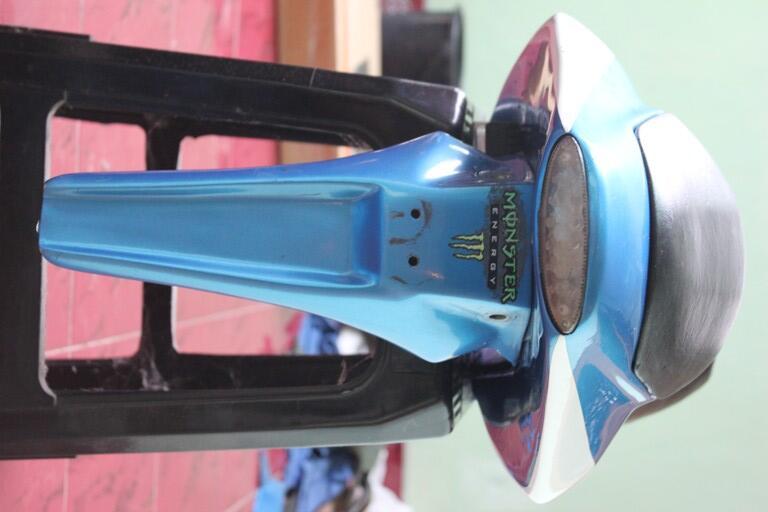 Body Custom (Body, Tanki, Delta Box Fiber Carbon) [JOGJA]