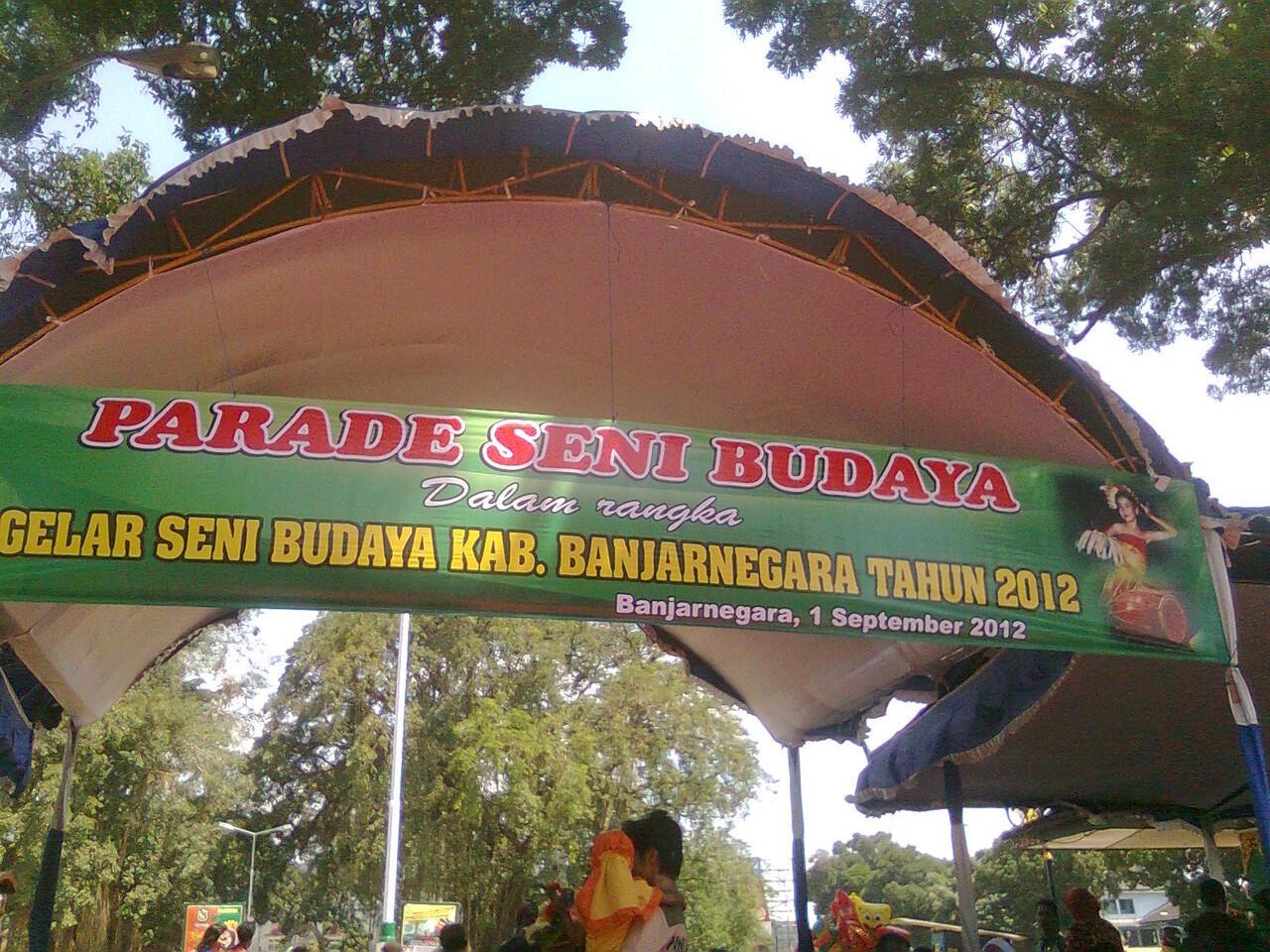 Festival Serayu Banjarnegara (FSB) 2013 - Wisata Akhir Agustus 2013