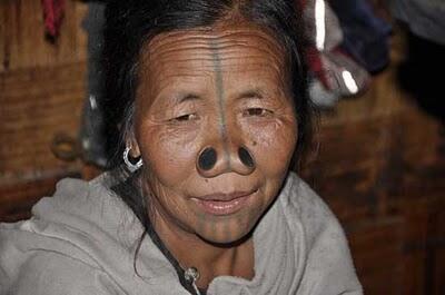 Apatani, Suku dengan Tradisi Menyumbat Hidung