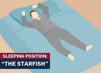 Ungkap Kepribadian Agan Dari Posisi Tidur
