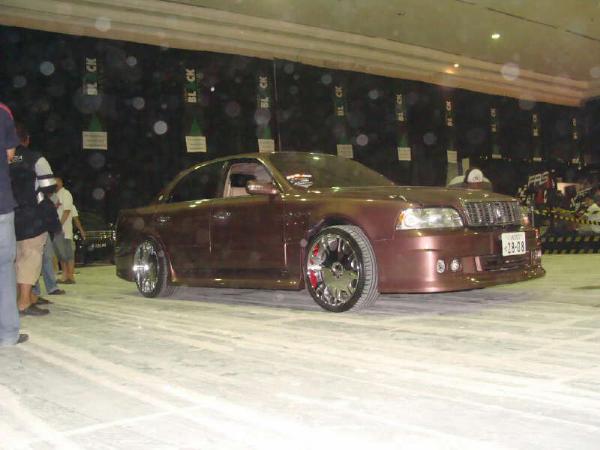 WTS Toyota Majesta 1993