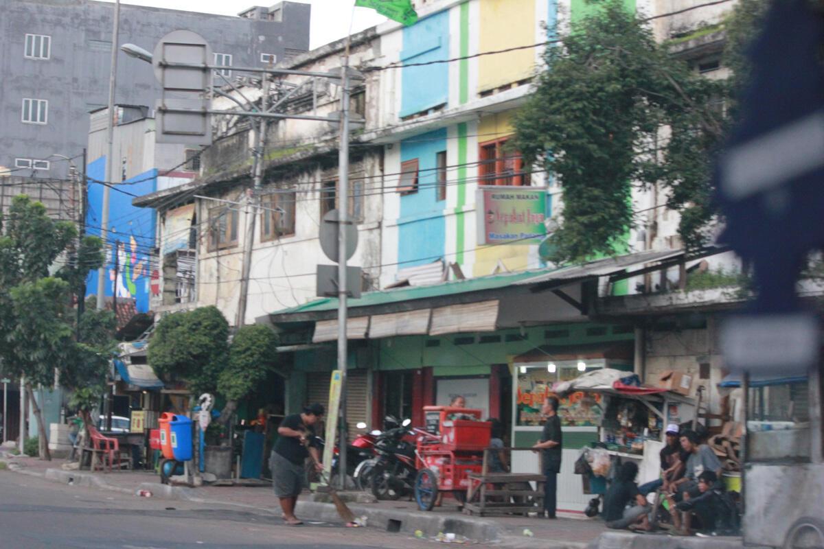 Jual Ruko Strategis di Jalan Biak, Jakarta Pusat (282 m2)