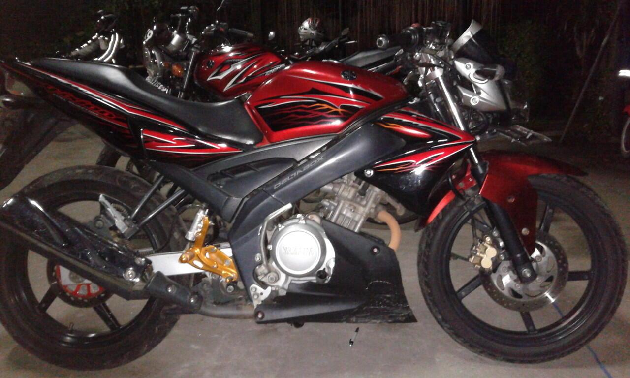 VIXION 2011 JAKARTA SELATAN JUAL CEPET BUTUH UANG