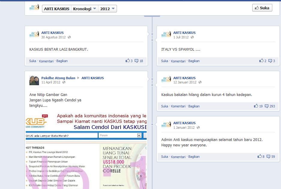 FP Facebook Menghina Kaskus