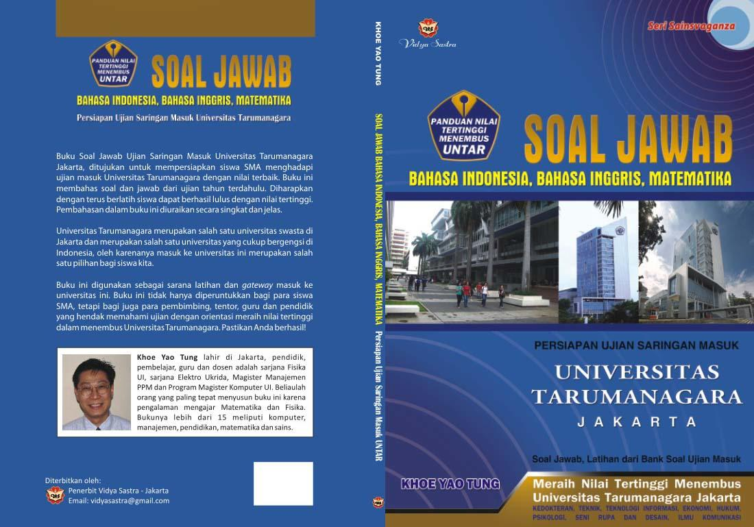 Buku Persiapan Masuk NTU dan NUS Khoe Yao Tung