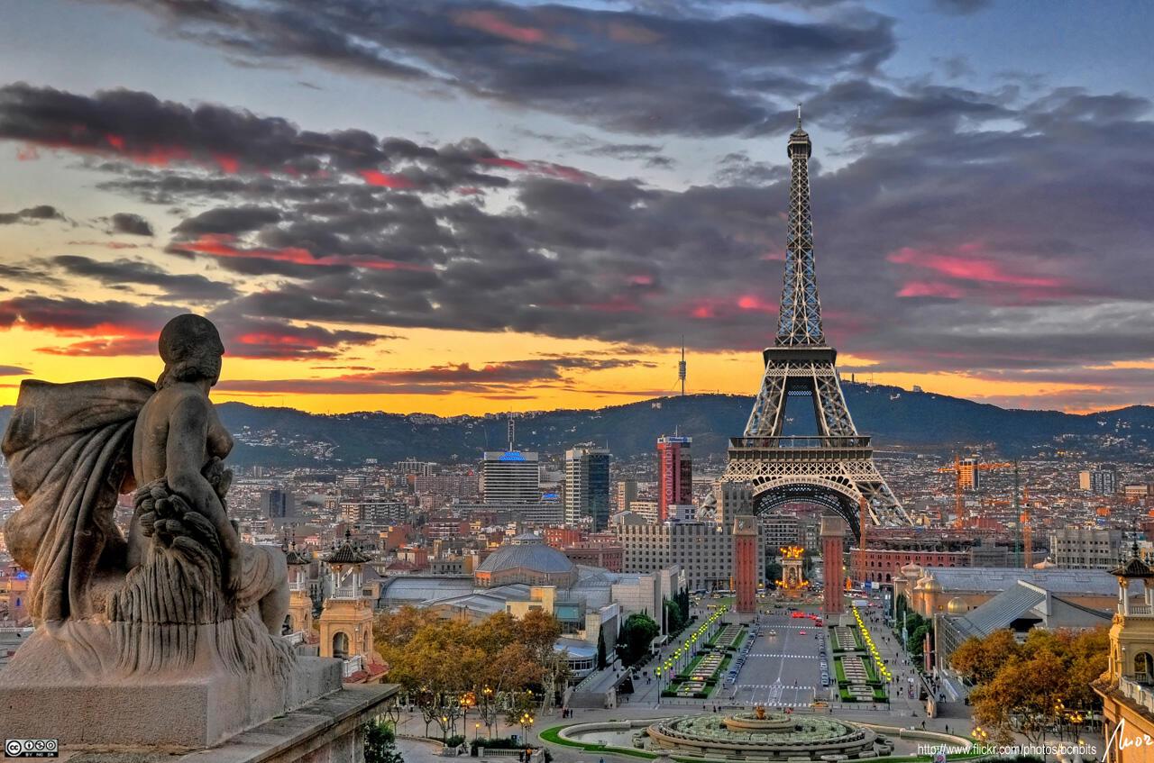 Taukah Kamu Asal Mula Menara Eiffel ?