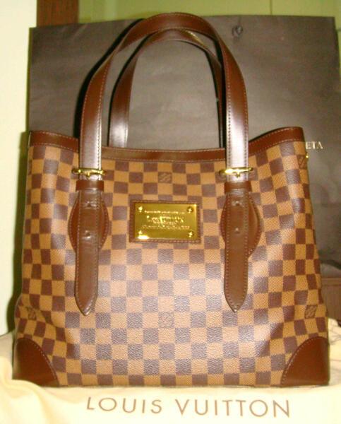 Dijual Tas Louis Vuitton - LV Hampstead Original Second