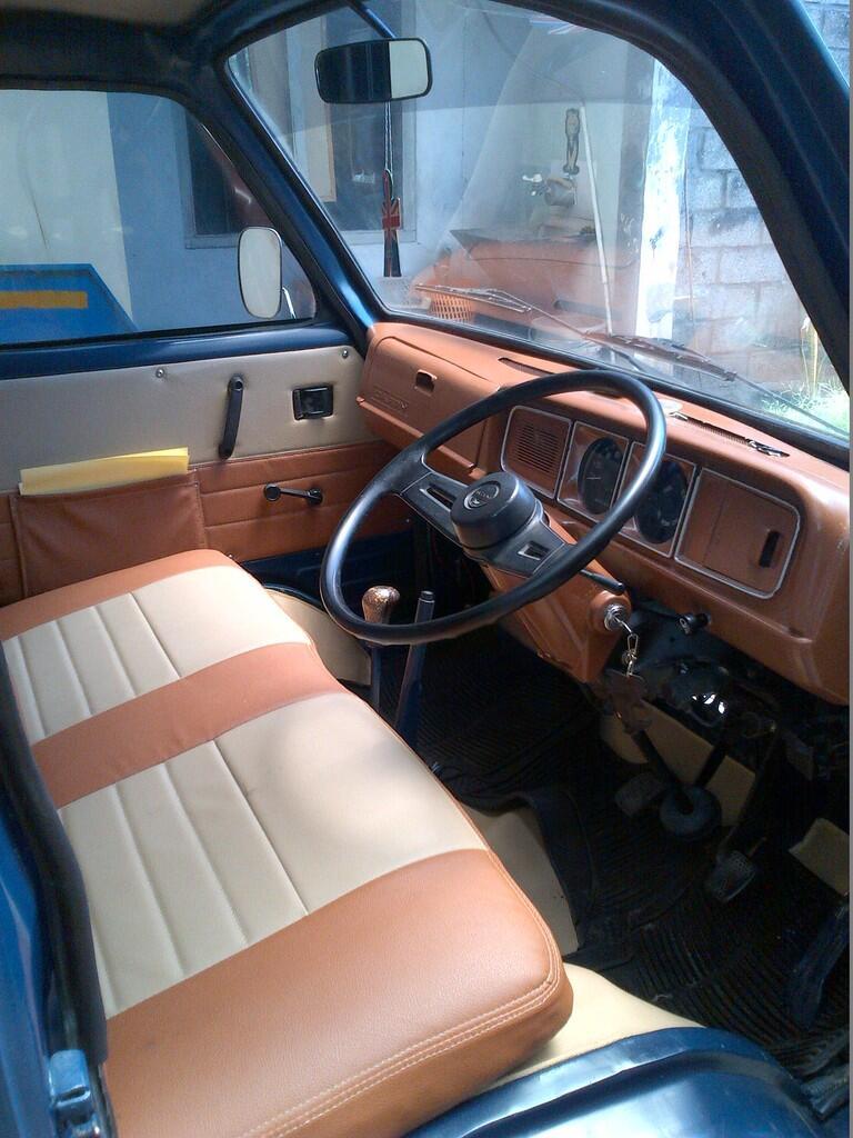 Suzuki ST 20 Rekondisi