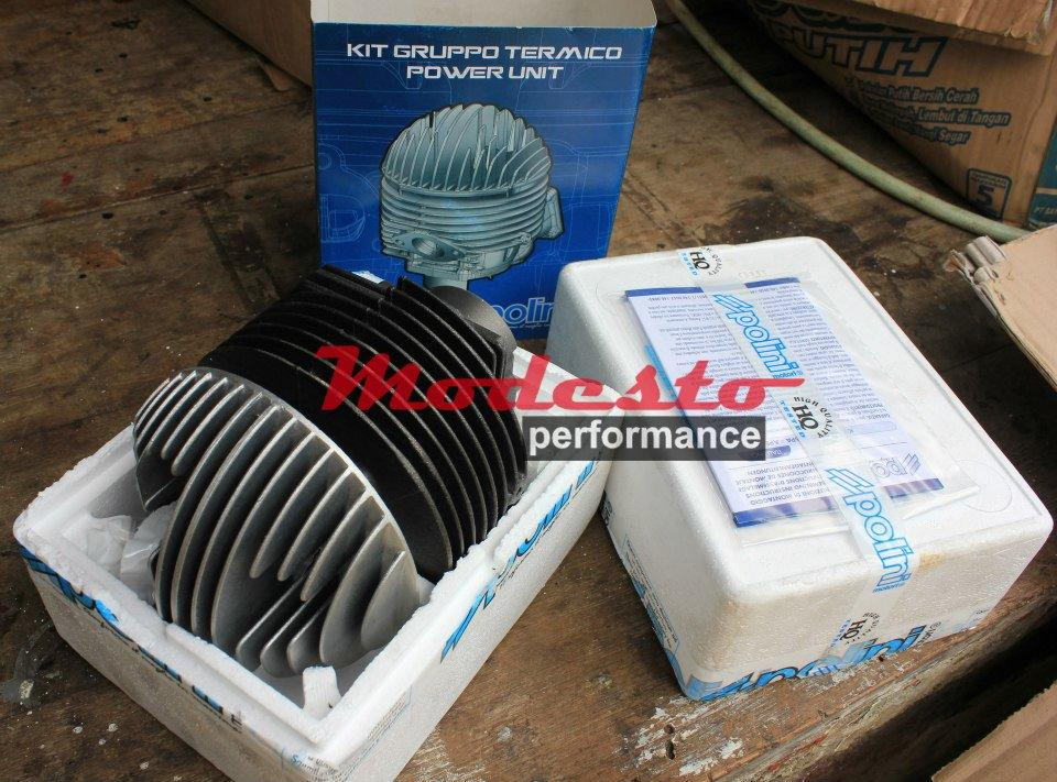 Special Parts POLINI for Vespa & Piaggio 2 Stroke