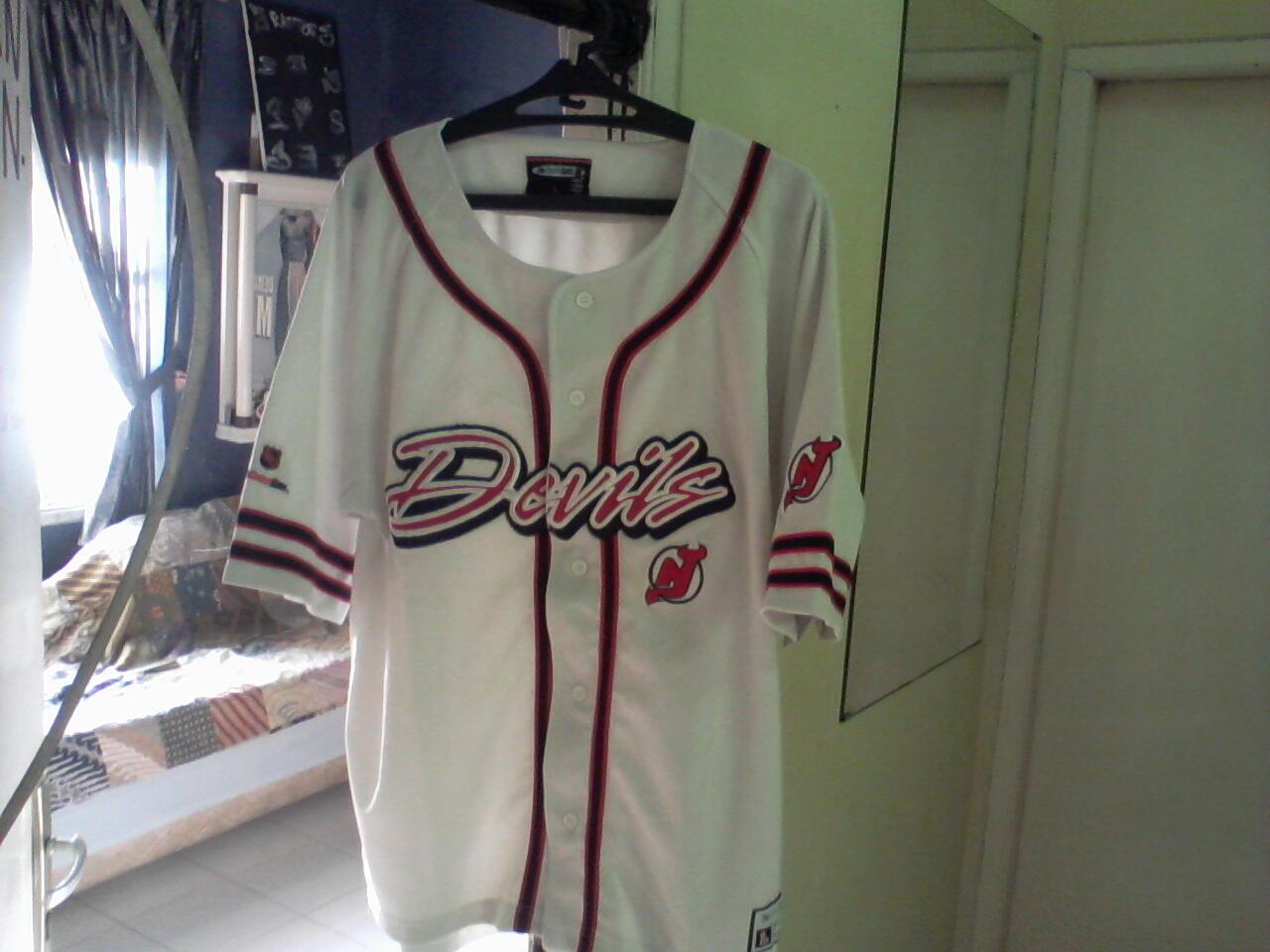 Baju baseball Size L