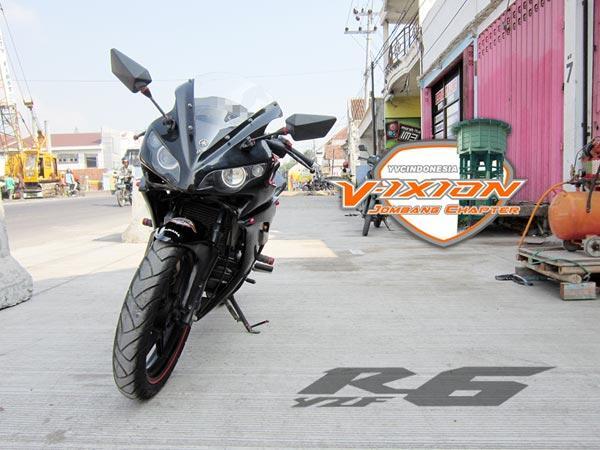 Yamaha Vixion 2011 Fuel Modif Fairing & Street Fighter