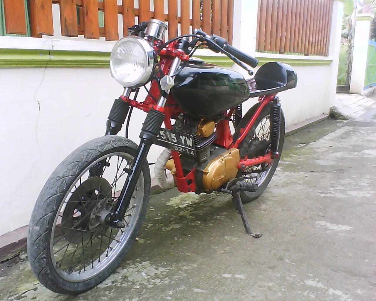 Jual Motor GL ( Cafe racer )