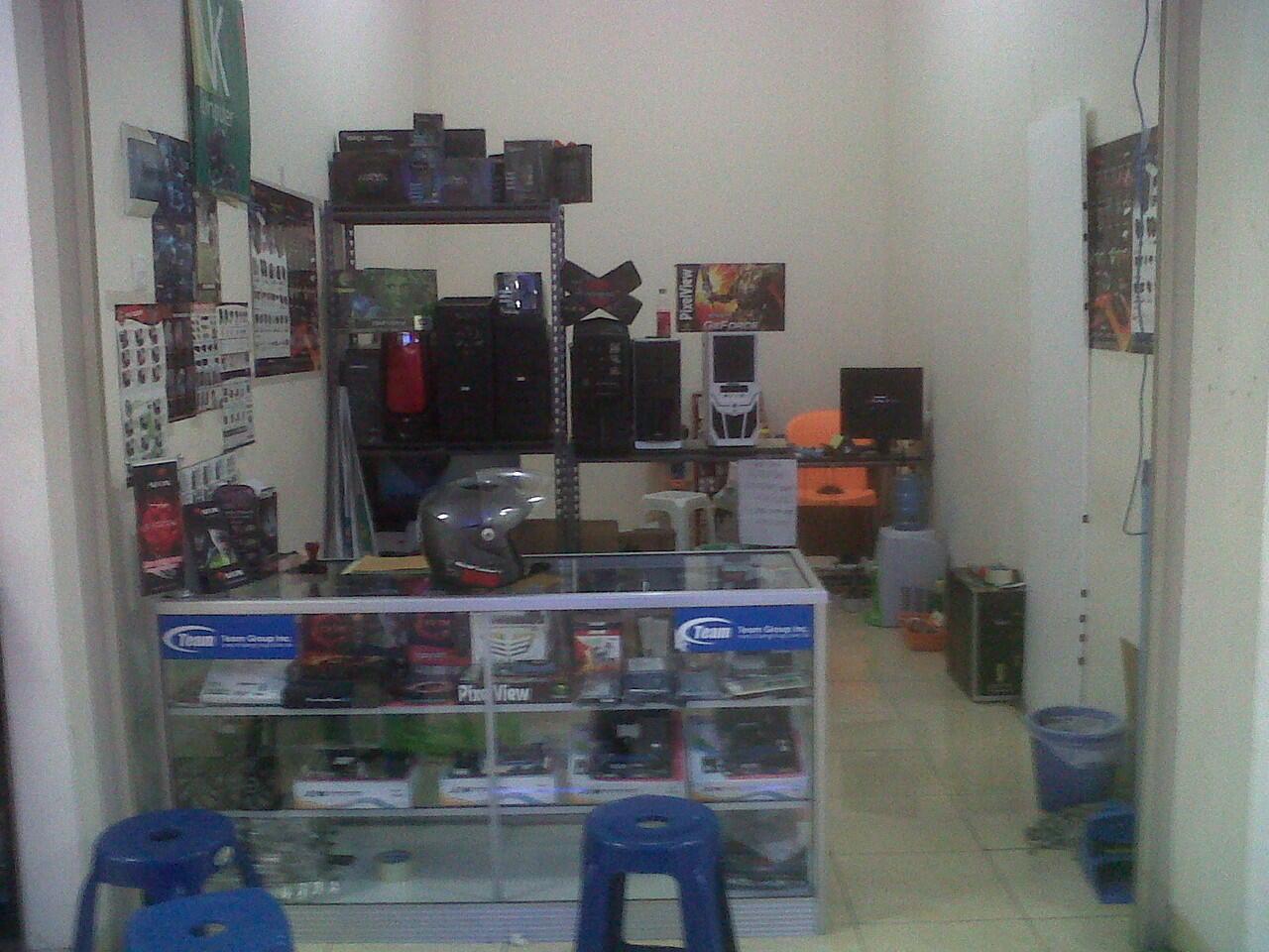 [BDG] Pusatnya MEMORY murah Bandung / NK.Comp