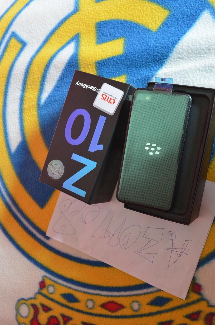 "Blackberry z10 Black ""NEW'Banting Harga""NEGO"""