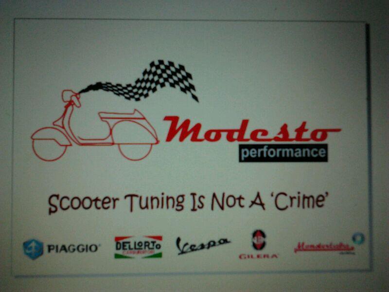 Special Parts POLINI for Vespa & Piaggio 2 Stroke