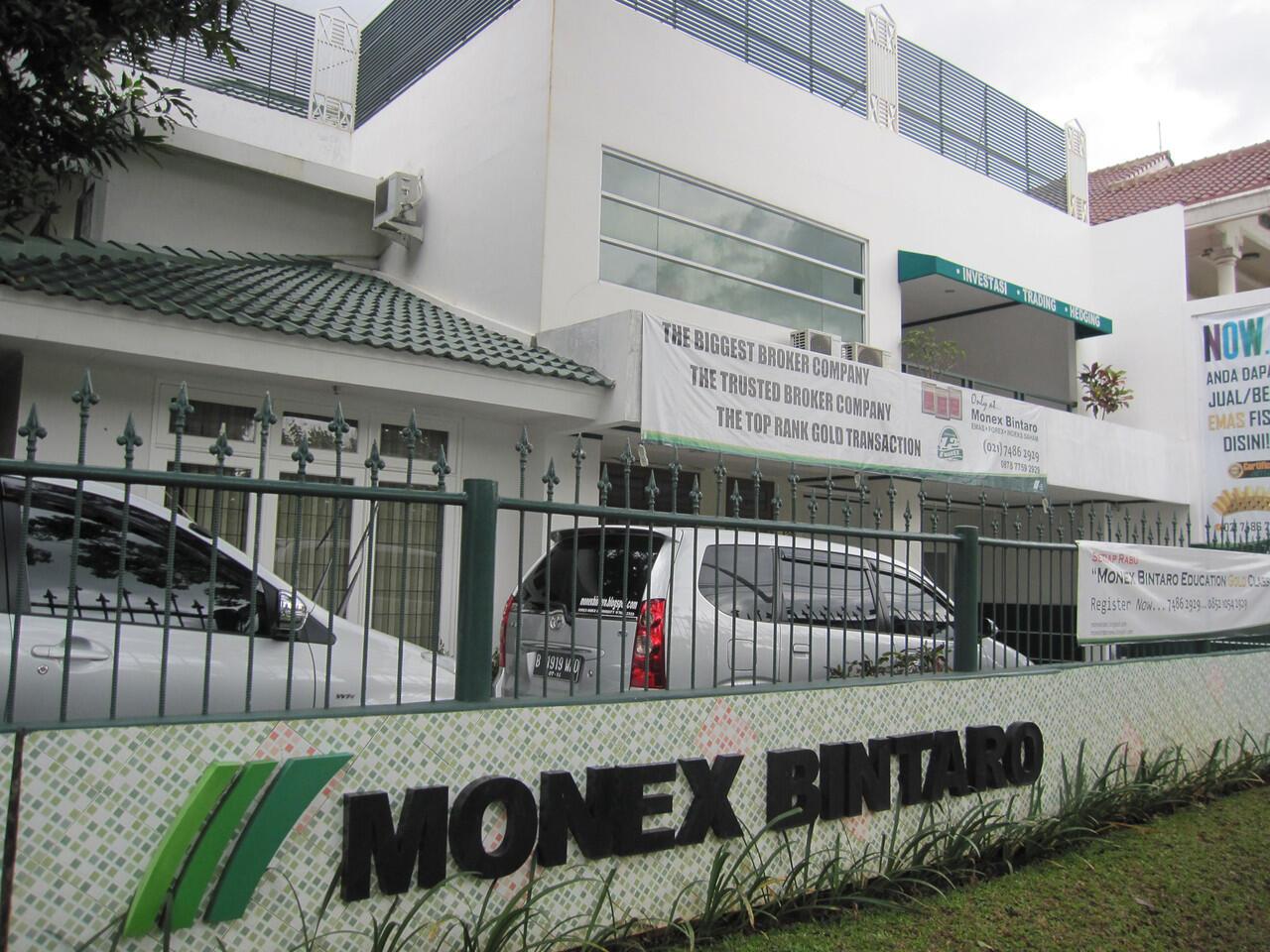 Monex forex jakarta