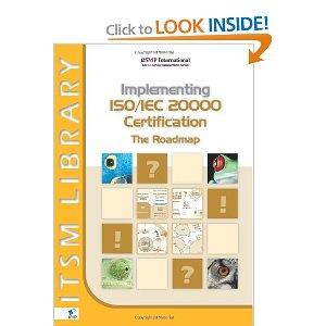 [WTB] Buku Implementing ISO/IEC 20000 Certification - The Roadmap (ITSM Library)
