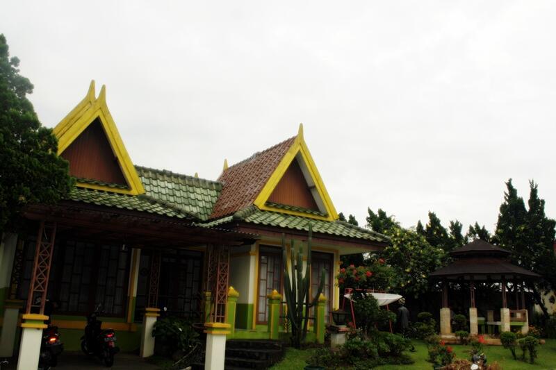 villa jolt sekarang di sewakan, di kota bunga cipanas, puncak - cianjur. murah !!