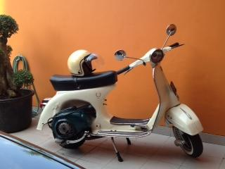 Vespa VBC 1966 Fred Perry Edition