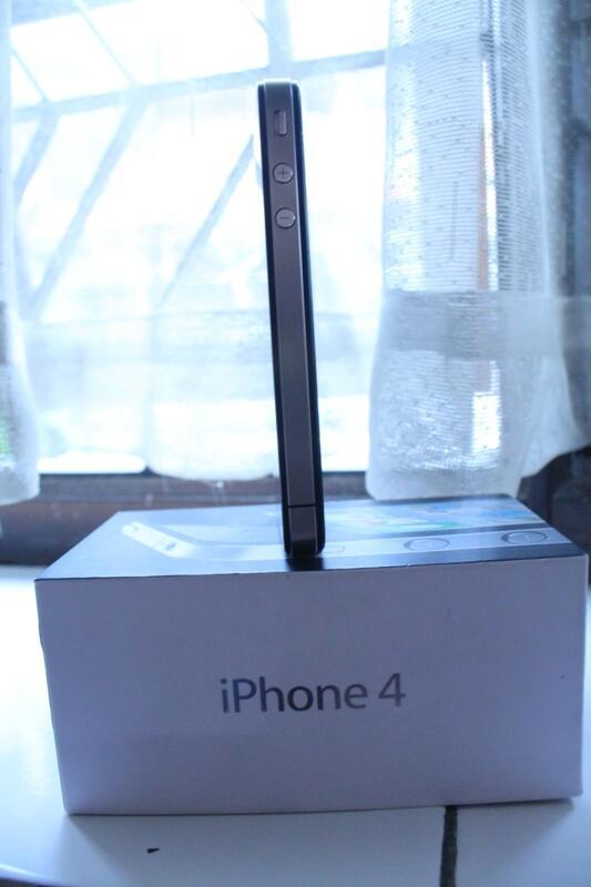WTS IPHONE 4/4G FU 32GB BLACK BANDUNG
